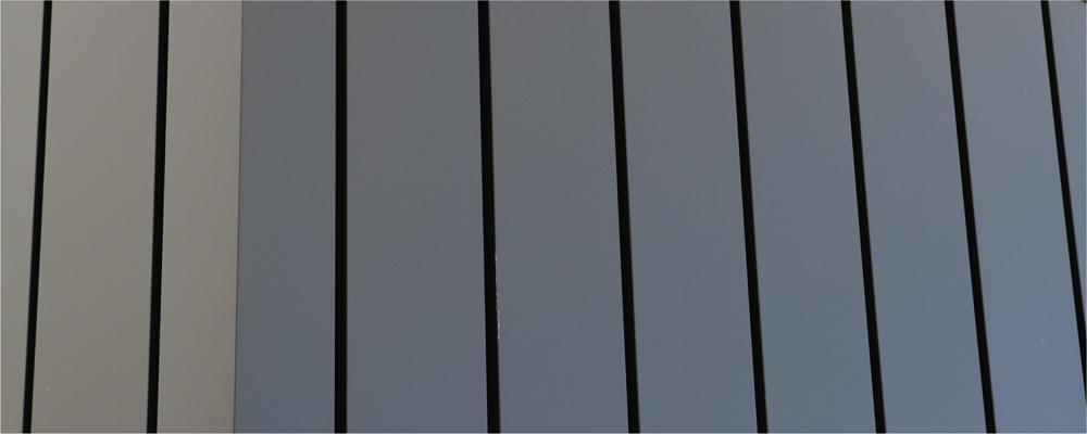 Aluminium plankprofielen